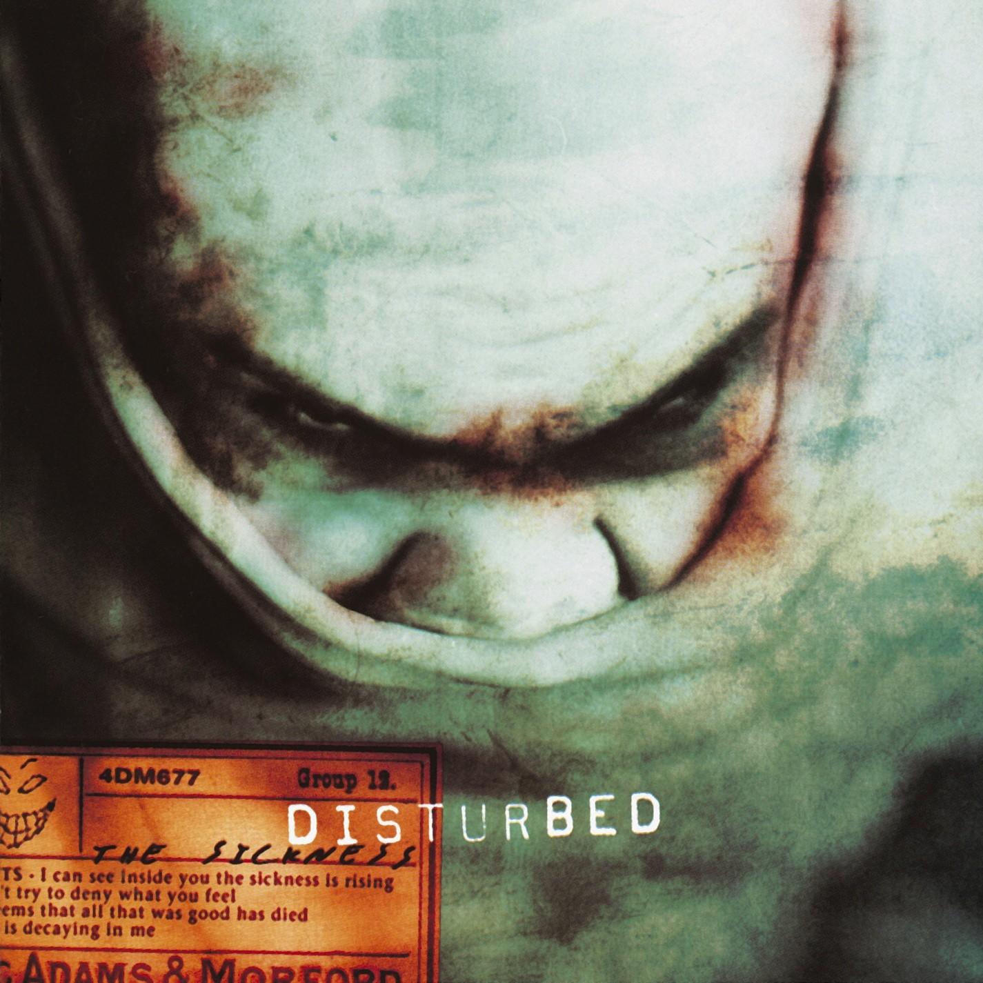 Download torrent Disturbed - The Sickness (2000)
