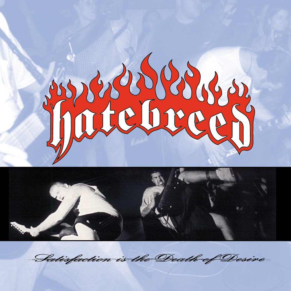 Download torrent Hatebreed - Satisfaction Is the Death of Desire (1997)