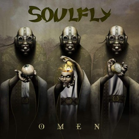 Download torrent Soulfly - Omen (2010)