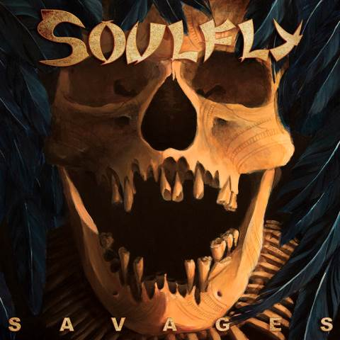 Download torrent Soulfly - Savages (2013)