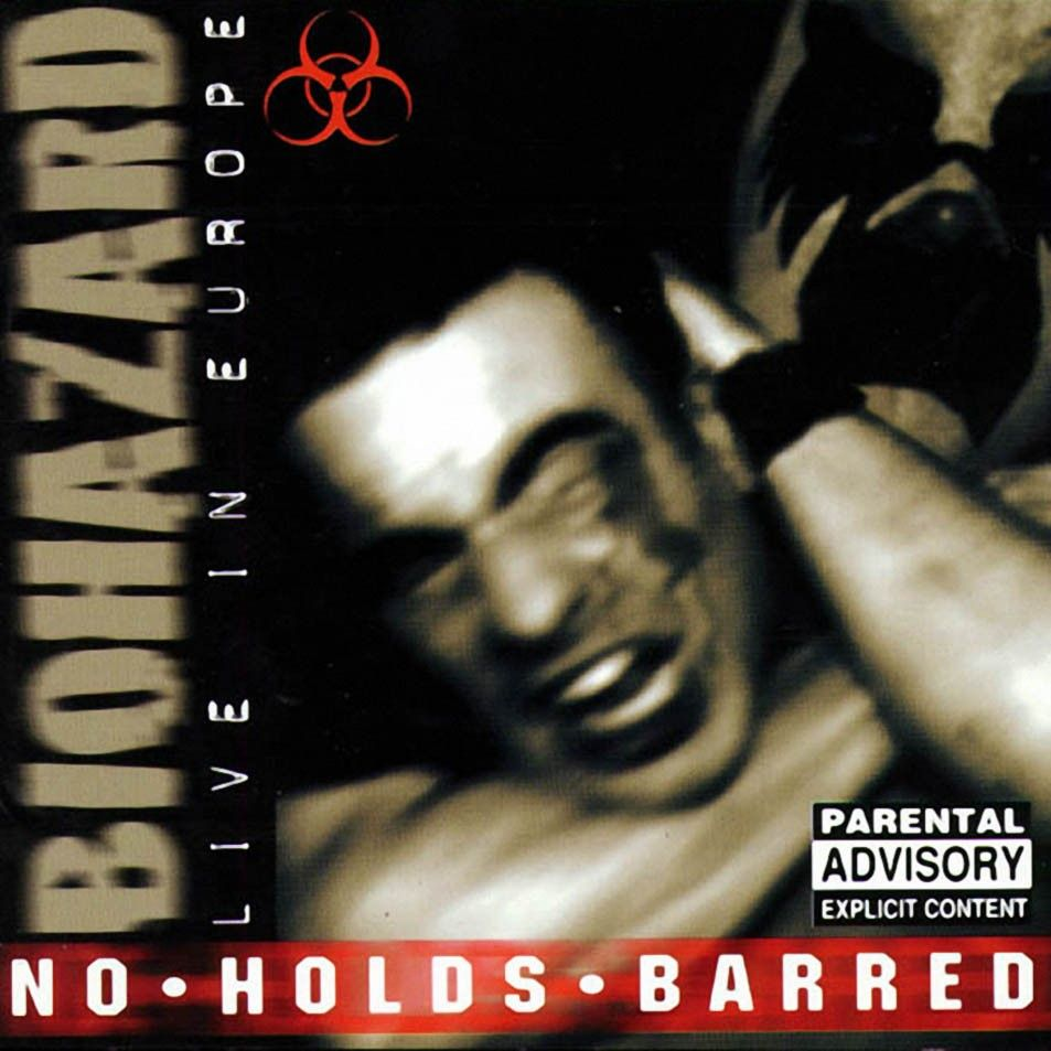 Download torrent Biohazard - No Holds Barred (Live in Europe) (1997)