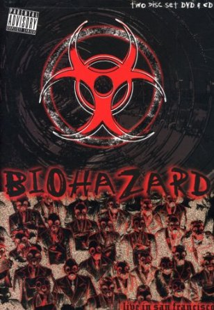 Download torrent Biohazard - Live in San Francisco (2007)