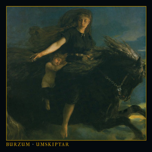 Download torrent Burzum - Umskiptar (2012)