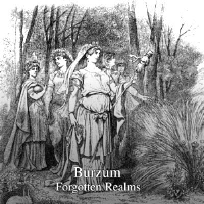 Download torrent Burzum - Forgotten Realms (2015)