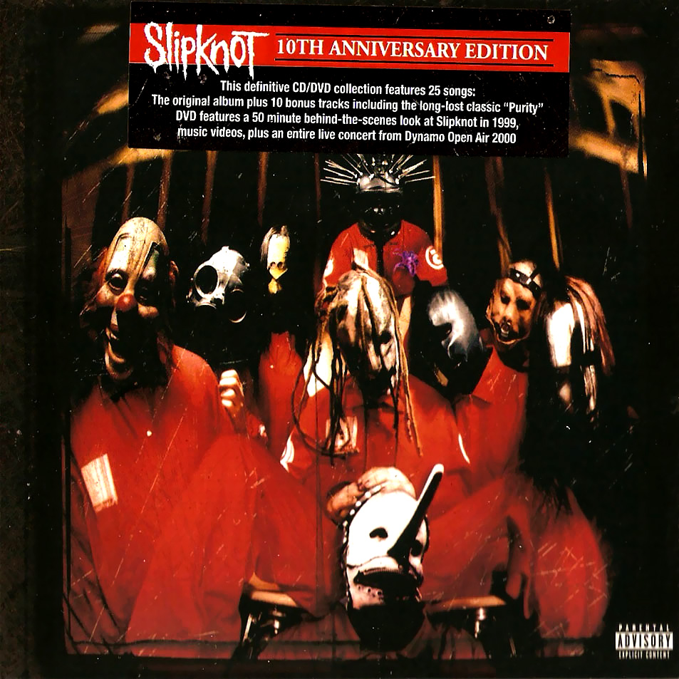 Download torrent Slipknot - Slipknot (10th Anniversary Edition) (2009)