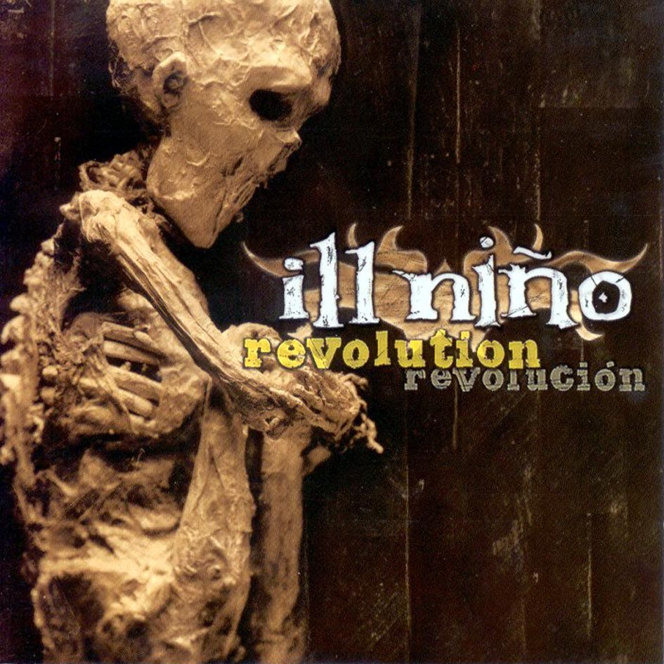 Download torrent Ill Nino - Revolution Revolución (2001)
