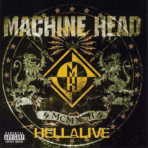 Download torrent Machine Head - Hellalive (2003)