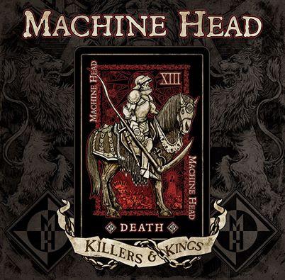 Download torrent Machine Head - Killers & Kings (2014)