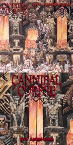 Download torrent Cannibal Corpse - Live Cannibalism (2000)