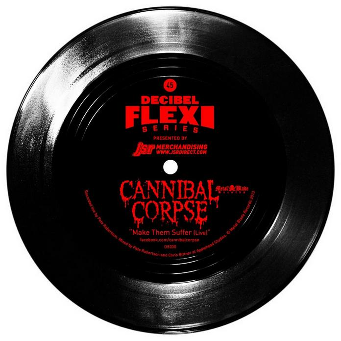 Download torrent Cannibal Corpse - Make Them Suffer (Live) (2013)
