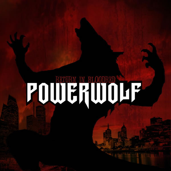 Download torrent Powerwolf - Return in Bloodred (2005)