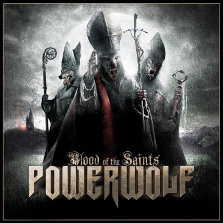 Download torrent Powerwolf - Blood of the Saints (2011)