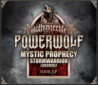 Download torrent Stormwarrior / Lonewolf / Mystic Prophecy / Powerwolf - Wolfsnaechte 2012 Tour EP (2011)