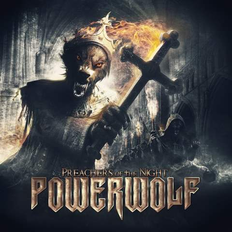 Download torrent Powerwolf - Preachers of the Night (2013)