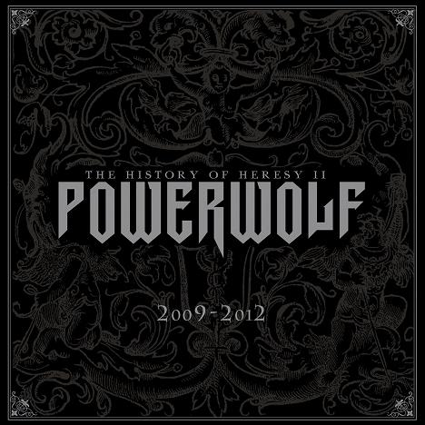 Download torrent Powerwolf - The History of Heresy II (2009 - 2012) (2014)