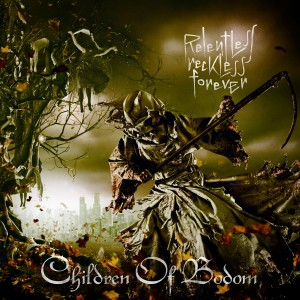 Download torrent Children of Bodom - Relentless Reckless Forever (2011)