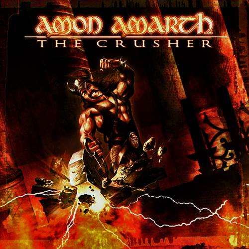 Download torrent Amon Amarth - The Crusher (2001)