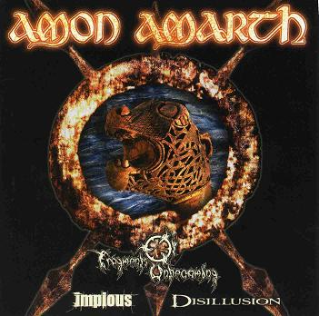 Download torrent Amon Amarth / Impious / Fragments of Unbecoming / Disillusion - Fate of Norns Release Shows (2004)