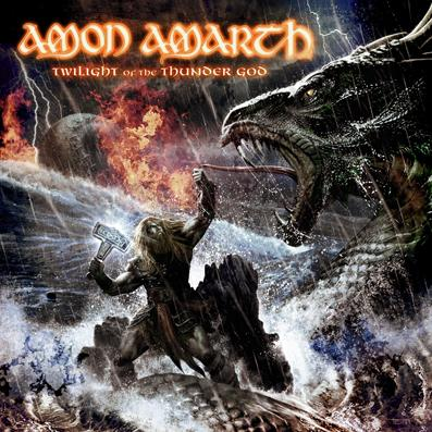 Download torrent Amon Amarth - Twilight of the Thunder God (2008)