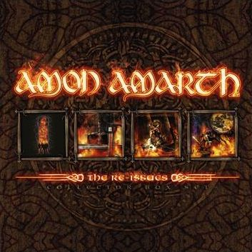 Download torrent Amon Amarth - The Re-issues (2009)
