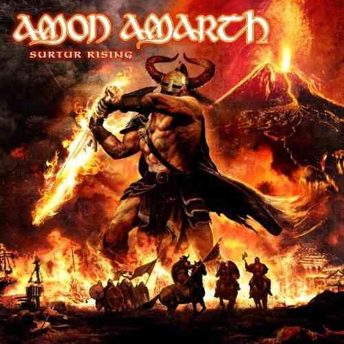Download torrent Amon Amarth - Surtur Rising (2011)