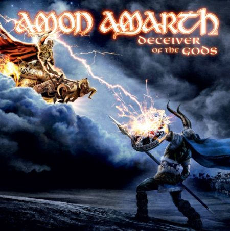 Download torrent Amon Amarth - Deceiver of the Gods (2013)