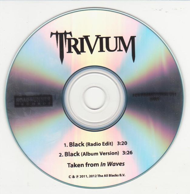 Download torrent Trivium - Black (2011)