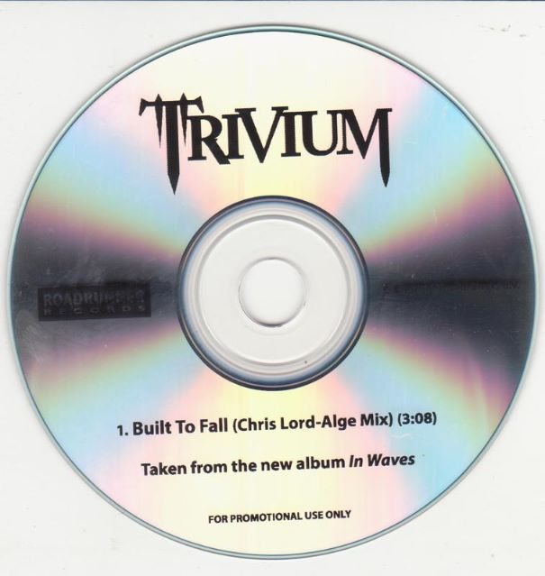 Download torrent Trivium - Built to Fall (2011)