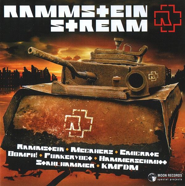 Download torrent Rammstein – Stream: Industrial Blast (2009)