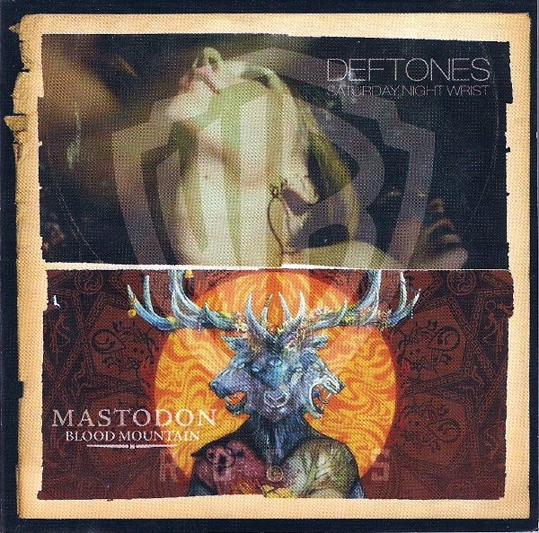 Download torrent Deftones / Mastodon – Deftones & Mastodon Sampler (2007)