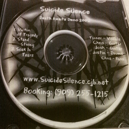 Download torrent Suicide Silence – Death Awaits (2003)