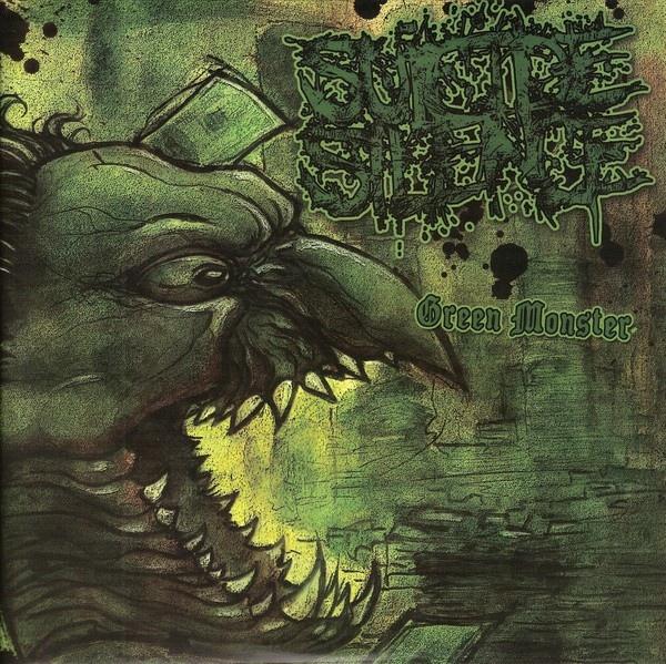 Download torrent Suicide Silence – Green Monster (2008)