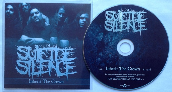 Download torrent Suicide Silence – Inherit The Crown (2014)