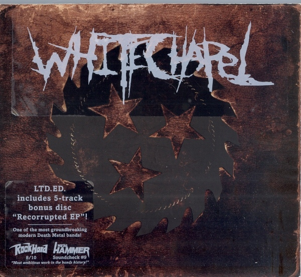 Download torrent Whitechapel - Whitechapel (2012)