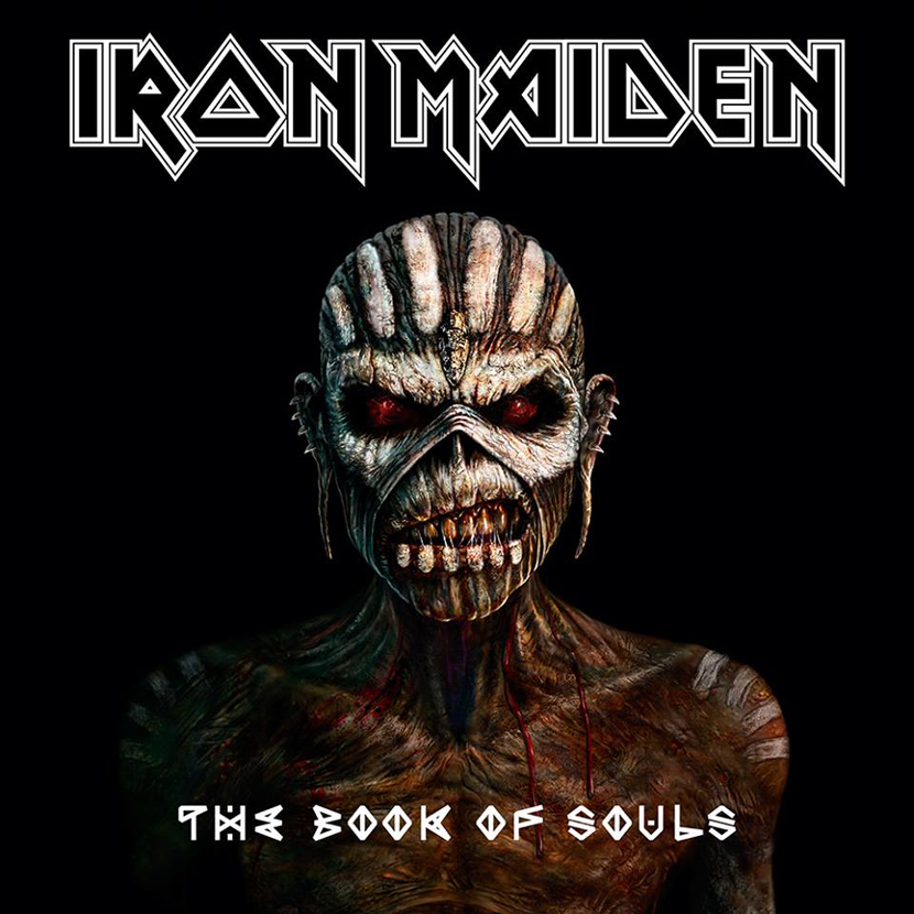 Download torrent Iron Maiden - The Book Of Souls (2015)