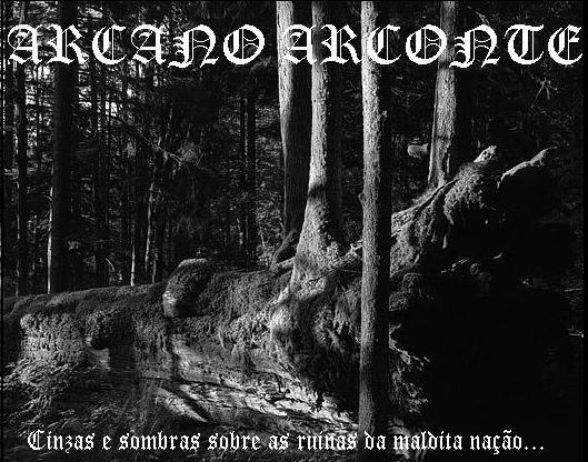 Download torrent Arcano Arconte - Cinzas e Sombras sobre as Ruínas da Maldita Nação... (2000)