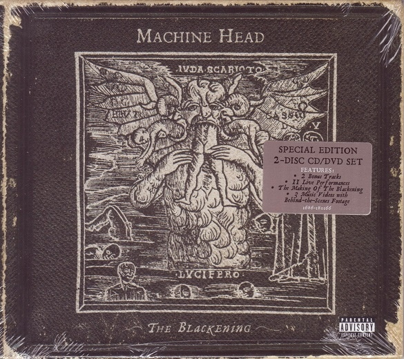 Download torrent Machine Head – The Blackening (Special Edition) (2008)