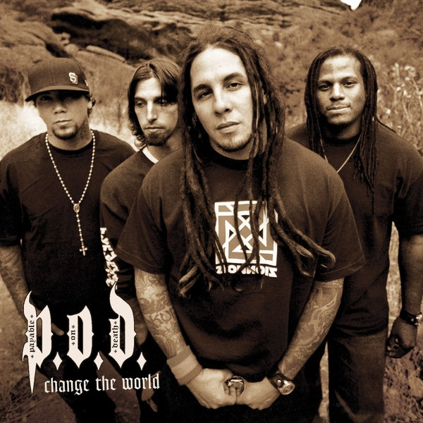 Download torrent P.O.D. – Change The World (2004)