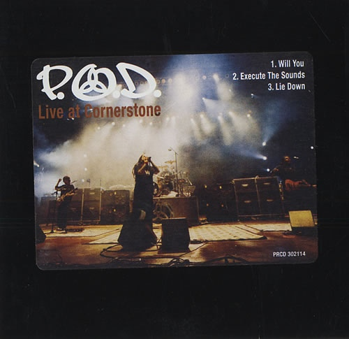 Download torrent P.O.D. – Live At Cornerstone (2006)