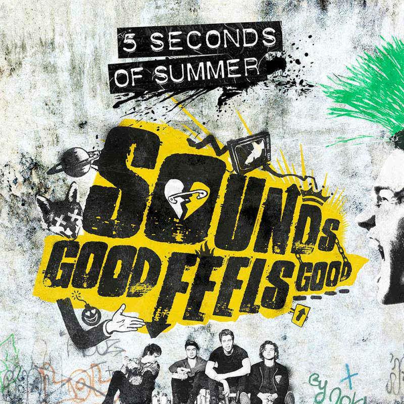 Download torrent 5 Seconds Of Summer - Sounds Good Feels Good (2015)