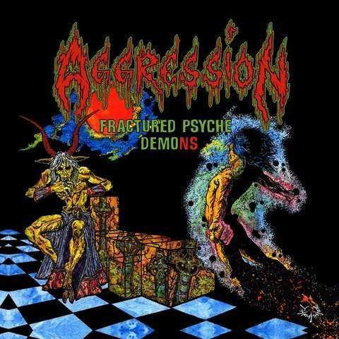 Download torrent Aggression - Fractured Psyche Demons (2015)