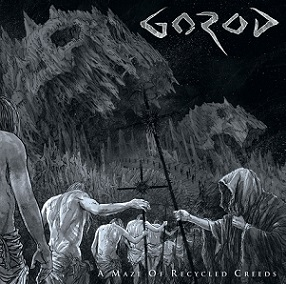 Download torrent Gorod - A Maze of Recycled Creeds (2015)