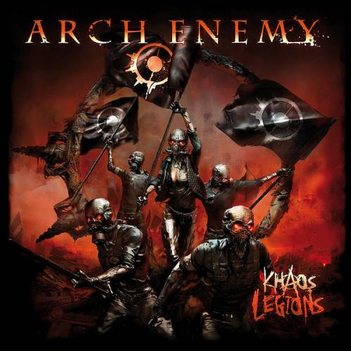 Download torrent Arch Enemy - Khaos Legions (2011)