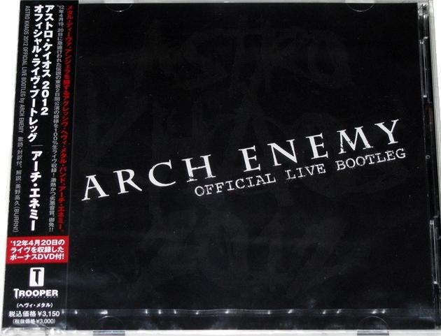 Download torrent Arch Enemy - Astro Khaos 2012 - Official Live Bootleg (2012)