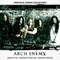 Download torrent Arch Enemy - Original Album Collection (2015)