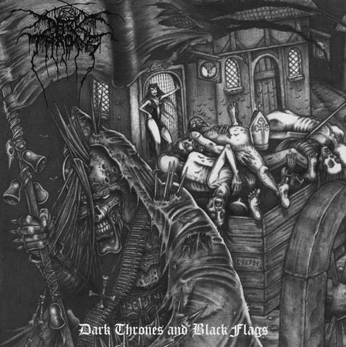 Download torrent Darkthrone - Dark Thrones and Black Flags (2008)