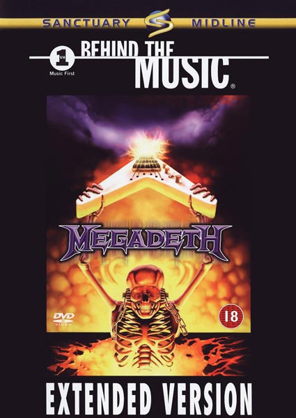 Download torrent Megadeth - Behind the Music (Extended Version) (2001)