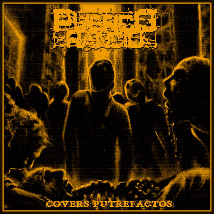 Download torrent Puerco Rancio - Covers Putrefactos (2015)
