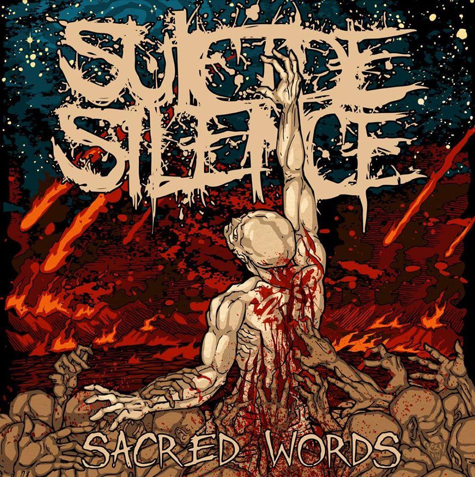Download torrent Suicide Silence - Sacred Words (2015)