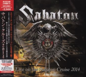 Download torrent Sabaton - Live On The Sabaton Cruise 2014 (Japanese Edition) (2015)